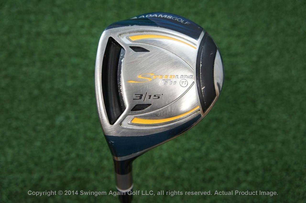 39+ Adams golf rpm low profile 3 wood info