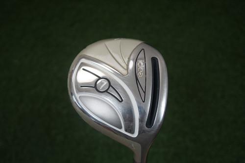 Adams Idea Degree 7 Fairway Wood Ladies Flex Graphite 0262470 Used Golf Righty