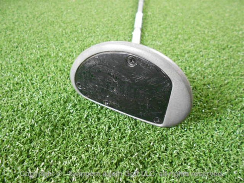"""ZSteel Putter 35"""" Steel Putter Good Condition Used Golf Right Handed Golf Club"""
