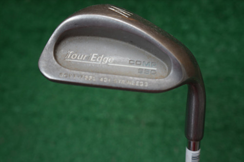 Tour Edge Comp 950 Degree Pitching Pw0 Wedge Flex Steel 0254618 Used Golf Righty