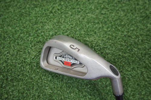 Callaway 1994 Big Bertha 5 Iron Graphite Shaft Stiff 213458 Used Golf Right Hand