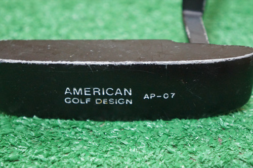 "American Golf Design Ap-07 35"" Inch  Putter Rh Golf 0238966 Used Golf Right Hand"