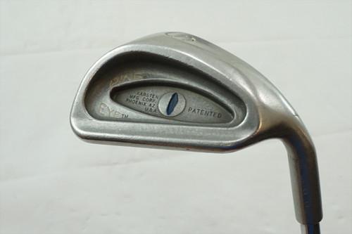 Ping Eye Sand Wedge Sw Degree Wedge Flex Steel 0722149 Right Handed Golf Club