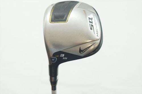 Nike Sq Machspeed 15  3 Fairway Wood Regular Flex Graphite 0724836 Left Hand