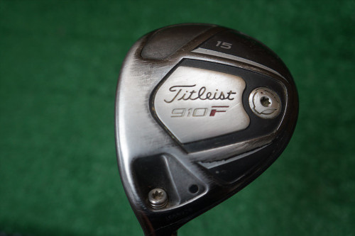 Lh Titleist 910F 15 Degree 3 Fairway Wood Regular Flex Graphite 255799 Used