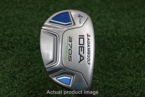 Adams Idea A7Os Max 4 Hybrid Regular Flex Graphite 664327 Right Handed Golf Club