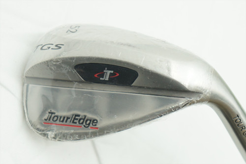 Tour Edge Tgs Gap 52 Degree Wedge Wedge Flex Steel 0640772 Right Handed