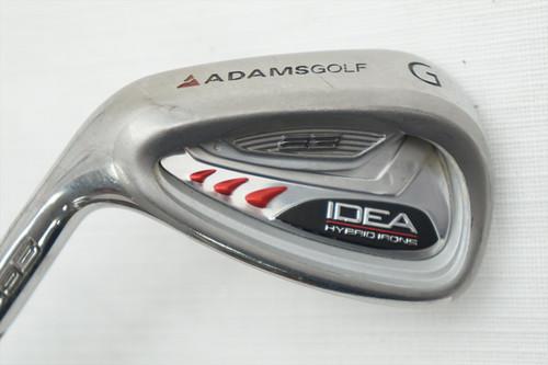 Adams Hybridirons Idea A3 Gap Wedge Stiff Flex Prolaunch Graphite 0711573 Lefty