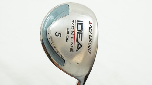 Adams Idea A2 Os Ladies 5 Fairway Wood Ladies Flex Aldila Graphite 0766890