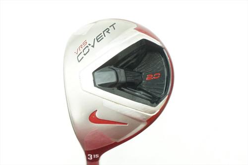 Nike Vrs Covert 2.0 15  3 Fairway Wood Senior Flex Graphite 0772852 Left Hand