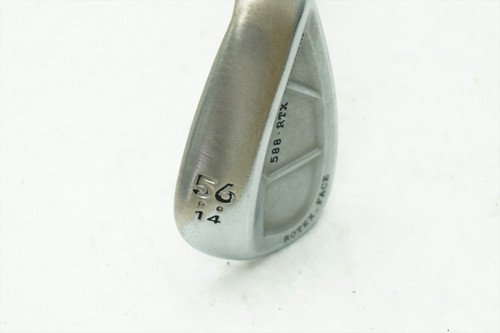 Cleveland Face 588 Rtx 56-14 Sand 56 Degree Wedge Wedge Flex Steel 0764882