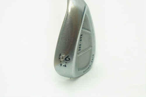 Cleveland 588 Rtx Cb Satin Chrome 56-14 Sand Wedge Wedge Flex Steel 0788713