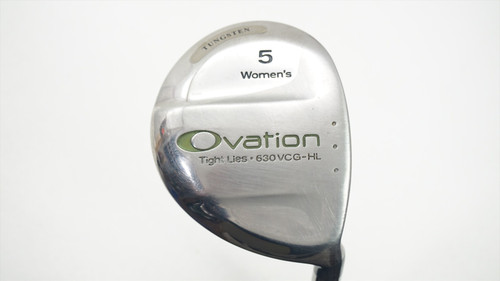 Adams Ovation Offset Degree 5 Fairway Wood Ladies Flex Aldila Graphite 0838584