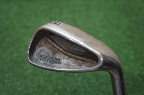 Cobra  3400 I/XH Regular Flex Single Iron 9 Iron  Graphite 0268943 Used Golf