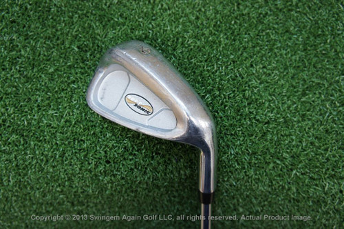 2000 SONIC 9 IRON Steel Shaft  CONDITION 70308 Used Golf