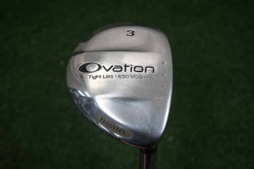Adams Ovation 15 Degree 3 Fairway Wood Regular Flex Graphite 0259022 Used Golf