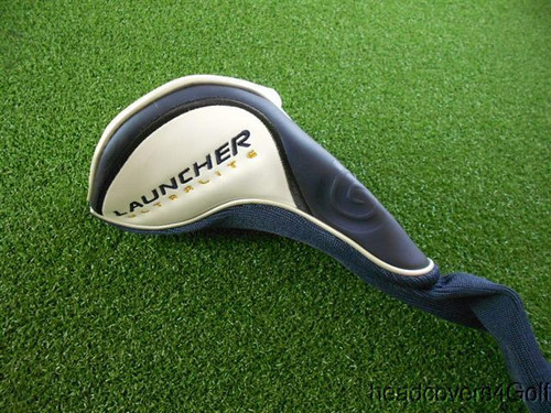 2011 Cleveland Golf Launcher Ultralite Driver Headcover Good Head Cover