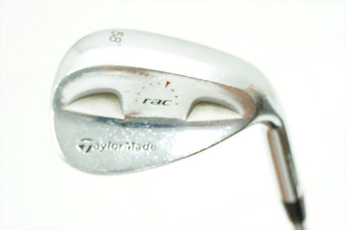 Taylormade Rac Chrome 58 Degree Wedge Wedge Flex Dynamic Gold Steel 0777815