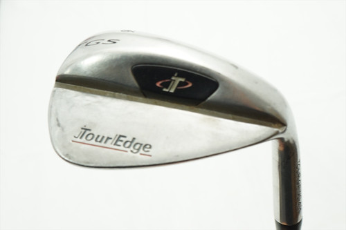 Tour Edge Tgs Sand 56 Degree Wedge Flex Steel 0739221 Right Handed Golf Club