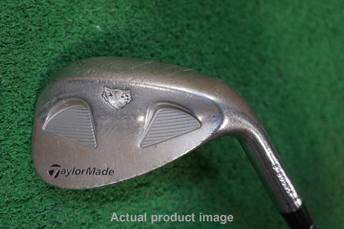 Taylormade Rac Mb Tp Chrome 52° Gap Wedge Steel 619547 Right Handed Golf Club
