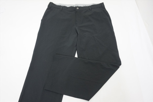 New  Adidas Golf Classic Pants  Mens Size 36 30 Black Regular 472C 00856420
