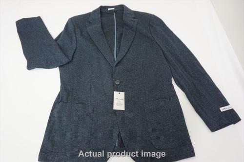 Peter Millar Mouline Soft Blazer/Sport Coat Mens Medium Navy 484B 859717