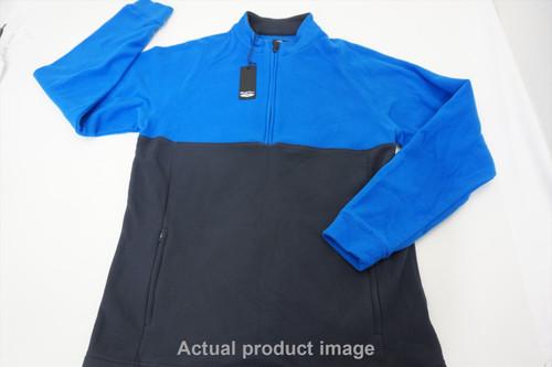 New Straight Down Golf 1/4 Zip Sweater Sweater Mens   Medium VIC 499A 00863944