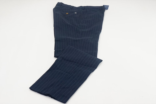 New Peter Millar Golf Crown Crafted Pants Mens Size 34 32 Navy 500B 00864804