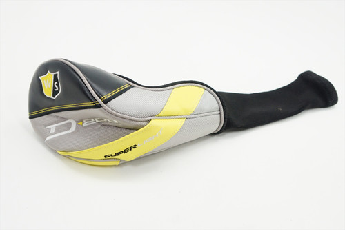 Wilson Golf D200 Super Light  Driver Headcover  Head Cover Good