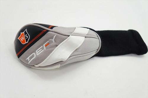 Wilson Golf Defy  Hybrid Headcover  Head Cover Good