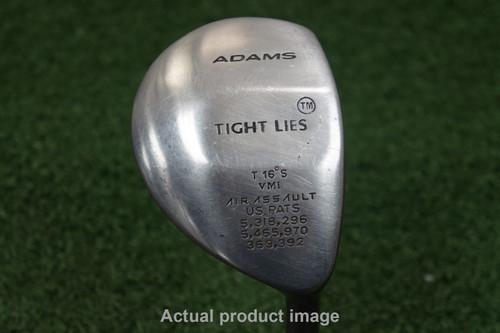 ADAMS TIGHT LIES  16 DEGREE FAIRWAY WOOD LADIES FLEX  GRAPHITE 0678173