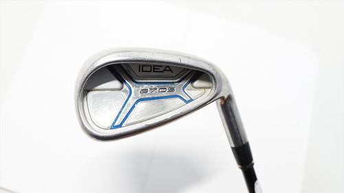 Adams Idea A7Os 8 Iron Graphite Regular Flex Prolaunch Axis 0801019