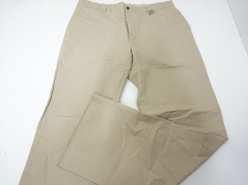 New Robert Barakett Golf Classic Pants Mens Size 40 Khaki 529B 00876639