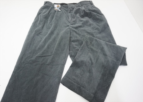 New  Jack Nicklaus Golf Lead Pants  Mens Size 40  Grey Regular 530A 00876651