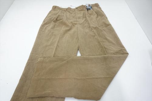 New Jack Nicklaus Golf 18 Majors Pants Mens Size 38 Khaki 530A 00876653