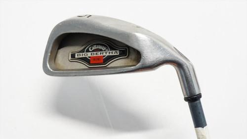 Callaway Big Bertha 1994 5 Iron Graphite Flex 0747953