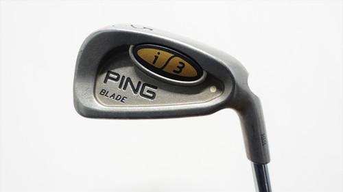 Ping I3 Blade 5 Iron Steel Stiff Flex Cushin 0793861