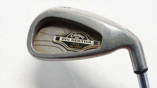 Callaway Big Bertha X-12 Pro Series 8 Iron Steel Flex 0877855