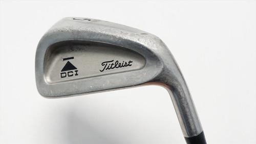 Titleist Dci Black Oversize+ 5 Iron Graphite Regular Flex Spec 0877882