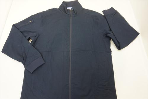 New FootJoy 1857 Previous Season Jacket Large Navy Blue 388A 820439 Mens Outerwear