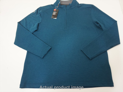New  Under Armour Golf Loose Pullover  Mens Size  XL Blue Regular 534A 00878795