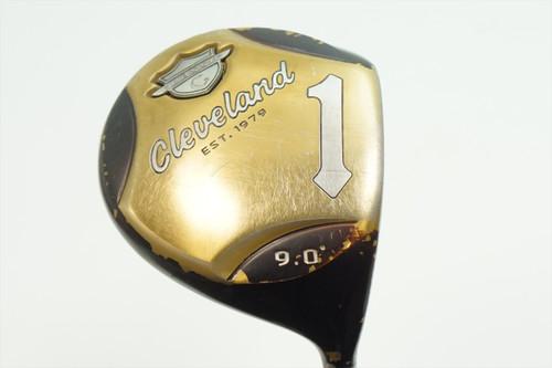 Cleveland Classic 290 9 Degree Driver Stiff Flex Fujikura E 260 Graphite 0886846