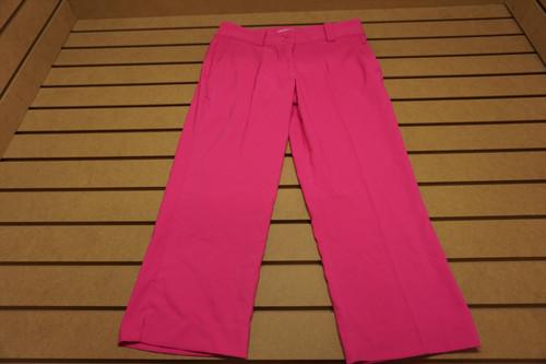 New Nike Golf Modern Rise Crop Pants Womens Size 4 78C  Clothing