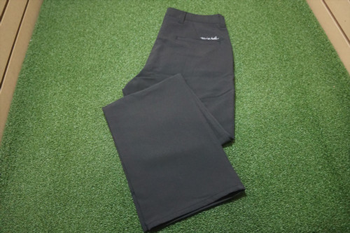 New Travis Mathew Golf 5 Pocket Pants Mens Size 30 Black