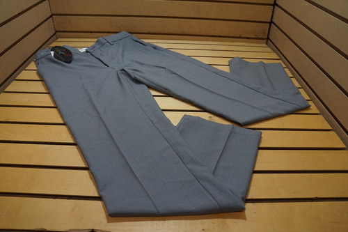 New Greg Norman Golf Plaid Pants Mens Size 32 Grey #14B  Clothing