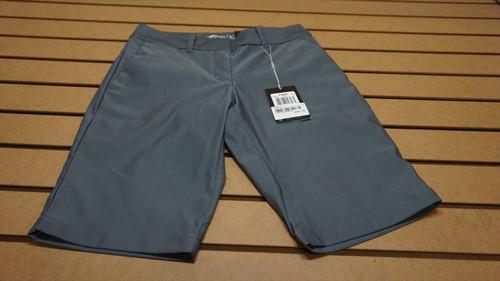 New Nike Golf Bermuda Short Mens Size 0 Grey 91A  Clothing Apparel
