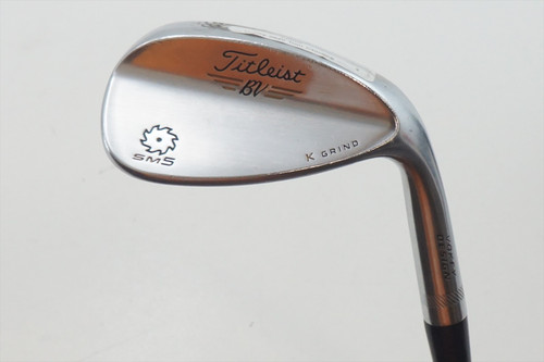 TITLEIST K-GRIND SM5 58-11 BOUNCE 11 58 DEGREE WEDGE WEDGE FLEX  STEEL 0711411