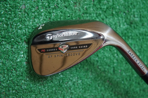 TaylorMade R Series TP  54 Deg Sand Wedge 400421 BOUNCE 11 EF SPIN Grv CARBON