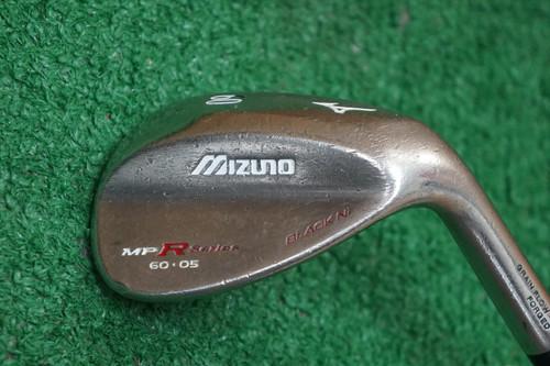Mizuno MpP-R Series 60 Deg Wedge  Steel 0619945 60-05 Bounce 05 Lob 60 BLACK NI