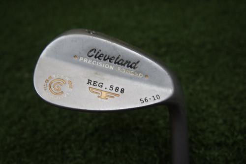 Cleveland  REG. 588 Tour Zip Grooves Wedge Flex Single Iron   Steel 0244875